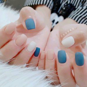 Thảm lông chụp ảnh Nails - Nhiều size, nhiều màu