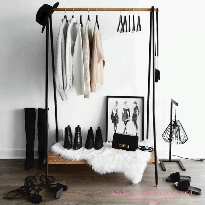 Lên kế hoạch decor cửa hàng với thảm lông thú