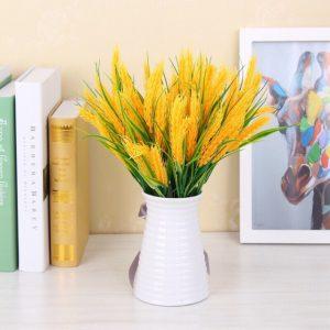 Hoa lúa mạch nhựa dùng trang trí, chụp ảnh