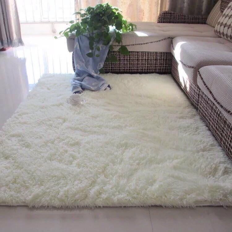 Thảm lông trải sàn 2mx1.6m nhiều màu sắc